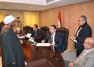 محافظ الفيوم يقرر اعتماد 211 ألف جنيه لتوصيل الصرف الصحي لإحدى قرى مركز إطسا