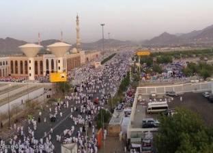 بث مباشر| توافد الحجاج على جبل عرفات لأداء الركن الأعظم من الحج