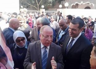 بالصور| وزير الثقافة يفتتح قصر ثقافة ومكتبة طفل البداري في أسيوط