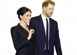 «ميجان» تخالف التقاليد الملكية بفستان قصير