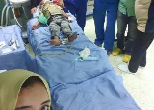 تدخل سريع بالمنظار بمستشفى قنا الجامعي ينقذ حياة طفل ابتلع عملات