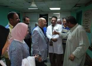 """وكيل """"صحة الشرقية"""": إضافة أقسام طبية جديدة بمستشفى القنايات"""