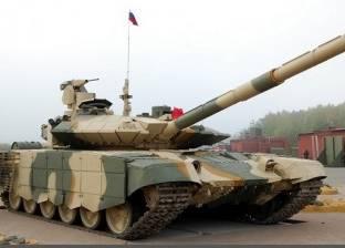"""الهند تشتري 464 دبابة """"T-90"""" من روسيا"""