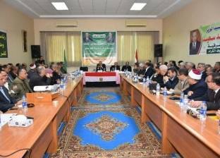 محافظ الشرقية يتابع مشروعات مياه الشرب والصرف الصحي بكفر صقر