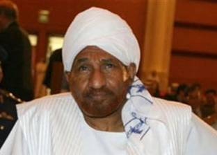 رئيس حزب الأمة السوداني يصل إلى القاهرة