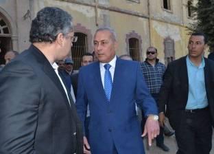 اللجنة الدائمة للآثار على طلب المركز الوطني للبحث العلمي والدراسات السكندرية