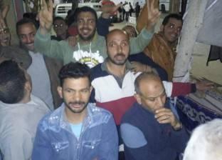زحام بلجان العاشر قبل غلق التصويت باليوم الثاني للاستفتاء