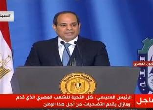 """مدير """"العربية للتعدين"""" يشكر السيسي على دعمه العلاقات بين الأشقاء"""