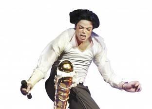 فى ذكرى ميلاده الـ 60: حذاء «جاكسون» فى مزاد
