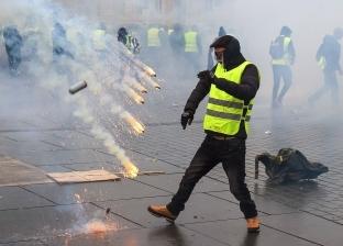 """انحسار احتجاجات """"السترات الصفراء"""" في فرنسا"""