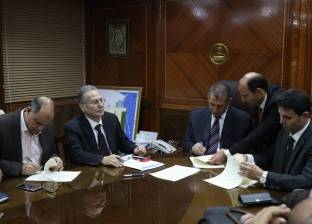 بالصور| محافظ كفرالشيخ يشهد التوقيع النهائي لبروتوكول نقل مركز الأورام