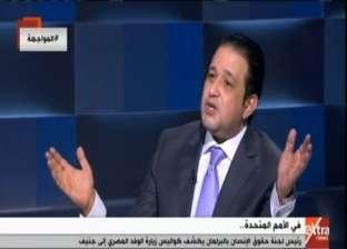 علاء عابد: خالد أبو النجا وعمرو واكد يستقويان بالخارج ضد مصر