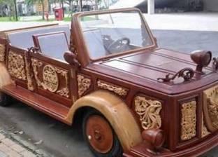 دراسة: الخشب يحل محل الصلب في صناعة السيارات والطائرات قريبا