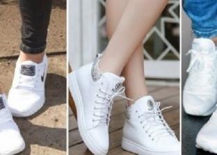 دراسة: احذر ارتداء الأحذية الرياضية الحديثة