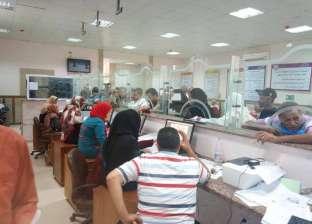 بالصور  تشغيل تجريبي لمركز خدمة المواطنين التكنولوجي بطور سيناء