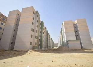 """وزير الإسكان: مشروع """"المحروسة 1و2"""" في مرحلة التشطيبات النهائية"""
