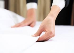 لماذا تستخدم الفنادق اللون الأبيض في فرش الأسرة والمناشف؟