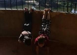 موظف يسرب صور لتعذيب أطفال بدار أيتام بالدقهلية .. ورئيس الدار: بيعملوا تمارين