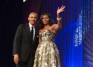 باراك وميشال أوباما يحضران آخر حفل كبير لتكريم الفنانين