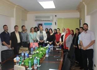 """الأكاديمية المصرية الأمريكية توقع بروتوكول تعاون مع شركة """"دريم أرتس"""""""