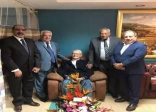 """وزير الصحة: أمير الدنمارك الراحل """"هنريك"""" تلقى العلاج بمستشفى شرم الشيخ"""