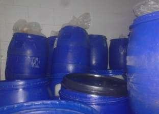 """""""صحة الإسكندرية"""" تضبط 2000 كيلو عصير وفاكهة غير صالحة للاستخدام الآدمي"""