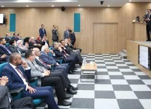 وزير الاتصالات يفتتح البطولة العربية الـ11 للروبوت بشرم الشيخ