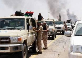 تقدم قوات الحكومة الليبية يتباطأ في سرت مع دخولها الأحياء السكنية