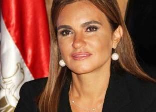وزيرة الاستثمار والتعاون الدولي تلتقي مع مجلس الأعمال المصري الأمريكي