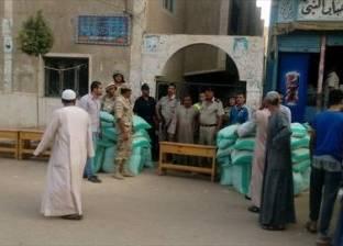 تكثيف أمني أمام اللجان الانتخابية في بورسعيد لحدة المنافسة في الدائرة عن الجولة الأولى
