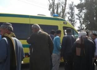 إصابة 3 أشخاص إثر حادث تصادم دراجتين بخاريتين في البداري