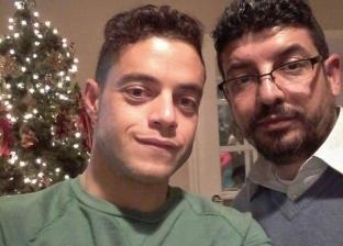عائلة رامي مالك تحتفل به الأسبوع المقبل بعد عودته من نيويورك