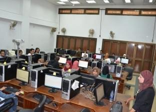 تجارة عين شمس تستقبل 50 ألف طالب مع بدء العام الجامعي الجديد