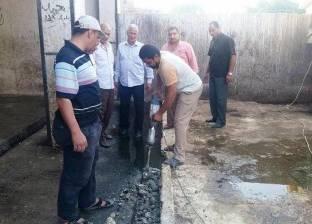 صيانة شاملة لمجزر سوهاج العمومي استعداد لعيد الأضحى المبارك