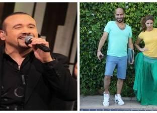 """""""ماتيجي نخرج"""".. هشام عباس في المحكى وفرقة """"طاخ"""" في ساقية الصاوي"""