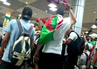 """""""مصر للطيران"""" تواصل جسرها الجوي لنقل مشجعي المنتخب الجزائري"""