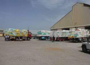 """وكيل """"زراعة الإسكندرية"""" يتفقد أعمال توريد القمح بصوامع """"بناكر السلام"""""""