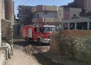 حريق يلتهم محتويات شقة في إمبابة.. والنيابة تنتدب المعمل الجنائي