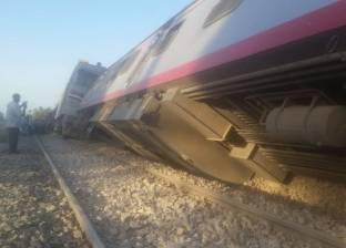التحفظ على سائق قطار أسوان والعطشجي وفني البلوك