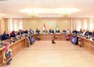 محافظ الشرقية يترأس اجتماع اللجنة العليا للتوعية الدينية
