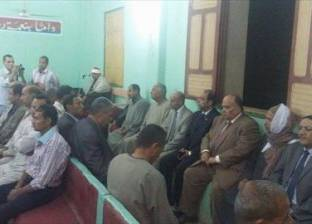 محافظ الدقهلية: مصر قادرة على التصدي بكل الحسم لكافة الأعمال الإجرامية