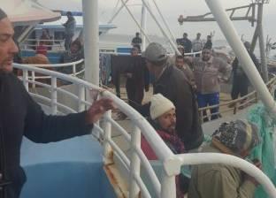 """الصيادون العائدون من اليمن يستنكرون تقرير """"الطب البيطري"""" عن الأسماك"""