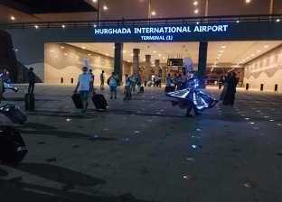 تجديد حبس أجنبية حاولت تهريب مواد مخدرة عبر مطار الغردقة