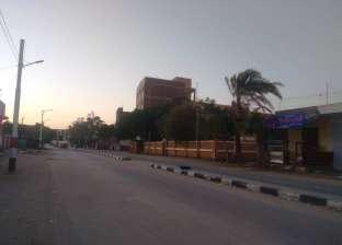 الهدوء يسود شوارع أسيوط وغلق الحدائق في ثاني أيام عيد الأضحى