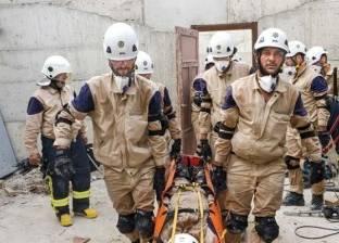 """عناصر من """"الخوذ البيضاء"""" يعتصمون في جنوب سوريا مطالبين بإجلائهم"""