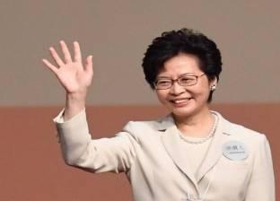 بالفيديو| إمرأة تتولى رئاسة هونج كونج للمرة الأولى في التاريخ