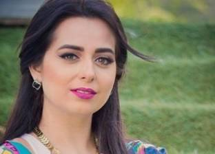 """هبة مجدي تواصل تصوير مسلسل """"عائلة الحاج نعمان"""""""