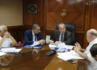 محافظ كفر الشيخ: إنهاء معوقات المشروعات المتعثرة وتحسين خدمة المواطن