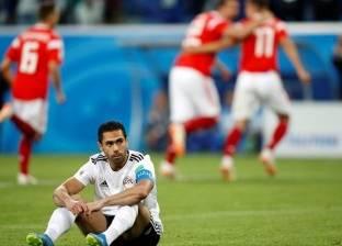 """المصريون في روسيا بعد خسارة المنتخب.. فسح وأكل وتحضير """"شنط"""" العودة"""