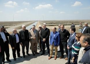 """""""صناعة النواب"""" تتفقد مشروعات المنطقة الاقتصادية لقناة السويس"""
